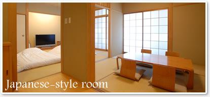 和室(10畳・4.5畳)
